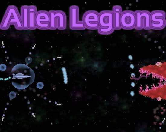 Play Alien Legions