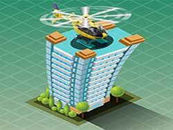 Play  Escape Using Helicopter
