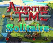 Play Adventure Time Solitaire