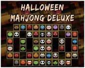 Play Halloween Mahjong Deluxe