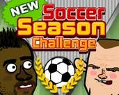 Play New Season Soccer Challenge