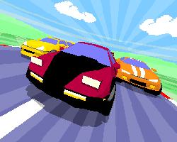 Play Retro Racers 3D
