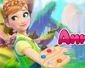Play Anna Drawing Class
