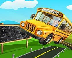 Play School Bus Parking Frenzy