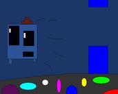 Play Mr.Blocky Blue