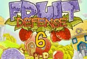 Play Fruit Defense 6