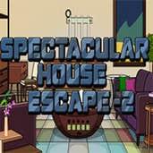 Play Spectacular House Escape 2