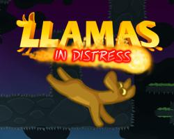 Play Llamas in Distress