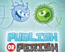 "Play ""Publish or Perish"" Technitian Laboratory - 2 players"