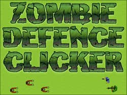 Play Zombie Defence Clicker