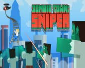 Play Zombie Town: Sniper