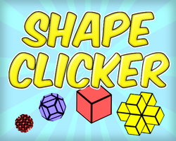Play Shape Clickers
