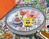 Play Spongebob - find what need to find