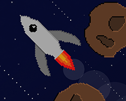 Play Rocket - Lost in space