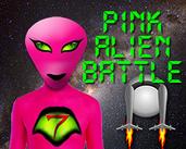 Play Pink Alien Battle