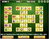 Play Splendid Fruits Mahjong