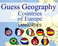Play Guess Geography: Countries of Europe
