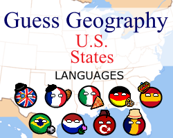 Play Guess Geography: U.S. States