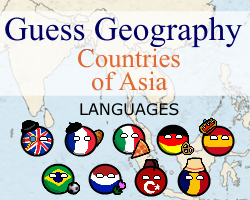 Play Guess Geography: Countries of Asia