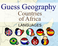 Play Guess Geography: Countries of Africa