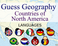 Play Guess Geography: Countries of North America