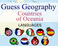 Play Guess Geography: Countries of Oceania