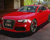 Play Audi RS5 Puzzle