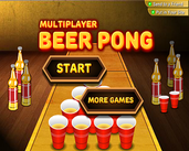 Play Mulitplayer Beer Pong