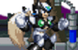 Play MegaMan X Virus 2