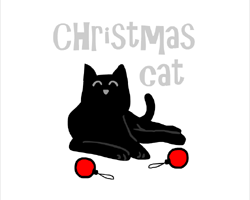 Play Christmas cat