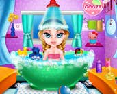 Play Baby Elsa Scandinave Spa Bath