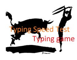 Play Typing Speed Test