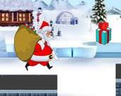 Play Christmas Grandpa Run 2015