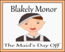 Play Blakely Manor - The Maid's Day Off