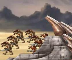 Play Humaliens Vs Battle Gear 4