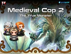 Play Medieval Cop - The True Monster