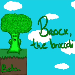 Play Brock, the Broccoli BETA