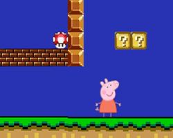 Play Peppa Pig Bros World 3