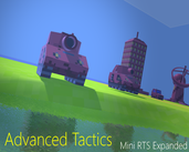 Play Advanced Tactics: Mini RTS Expanded