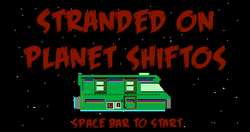 Bitmen: Stranded on Planet Shiftos