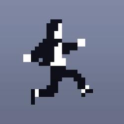 Play Canabalt HTML5