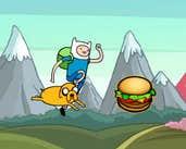 Play Adventure Time Run