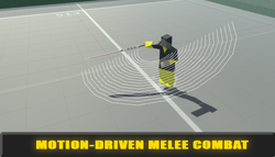BladeSmith: Melee Combat System Demonstration