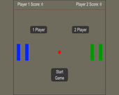 Play Pong 2 Player