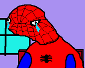 Play Help Fat Spooderman Tie His Shoes