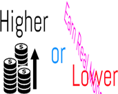 Play Higher or Lower