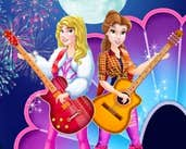 Play Disney Princesses Popstar Concert