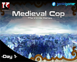 Play Medieval Cop -The Invidia Game - Part 1