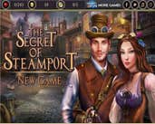 Play The Secret of Steamport