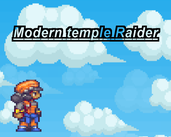Play Modern Temple raider tutorial level